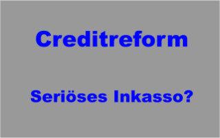 Creditreform Crefo Auskunftei Ratingagentur & Inkasso - seriöses Inkasso?