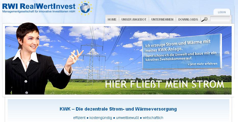 RWI Realwert Invest
