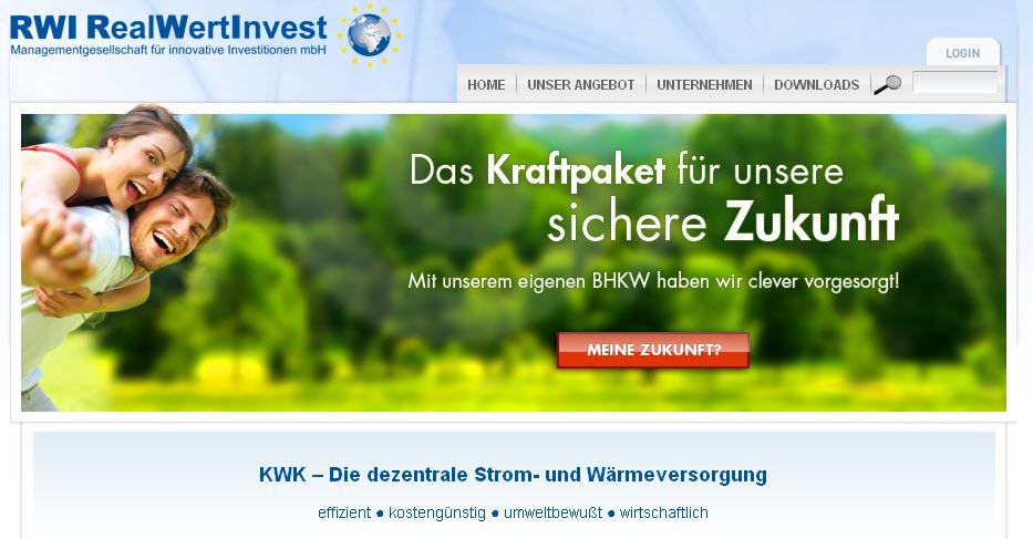 RWI Realwert Invest.